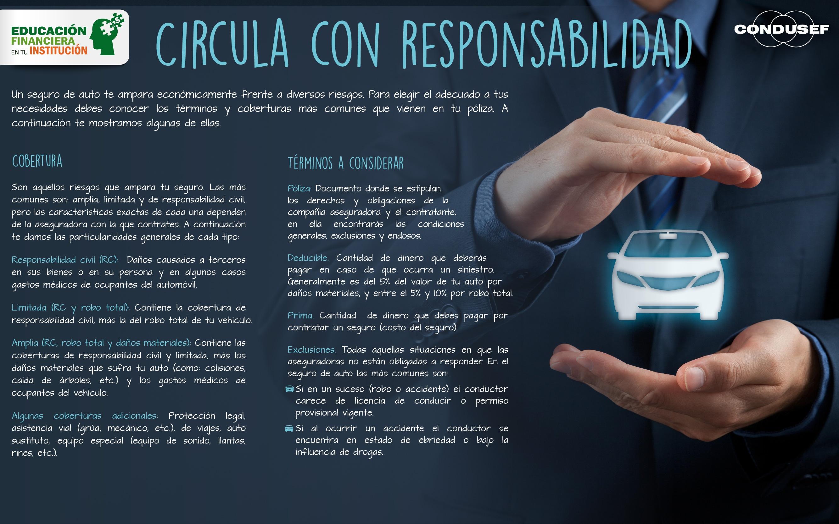 Circula con responsabilidad