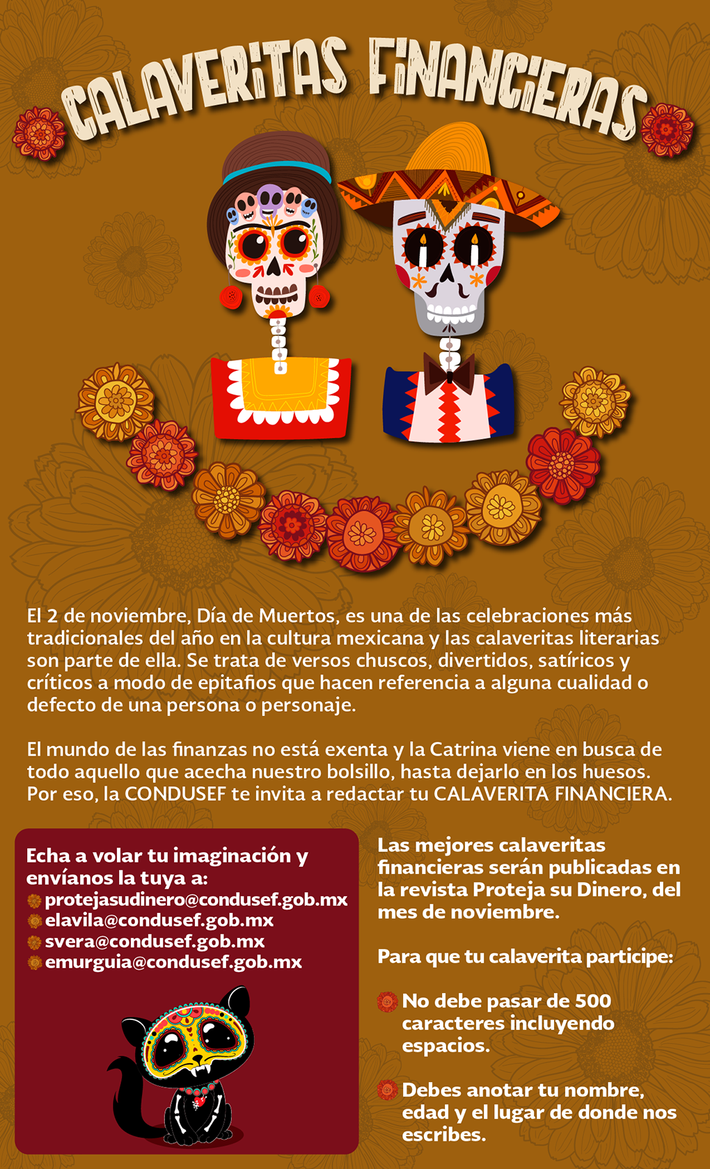 Calaveritas Financieras