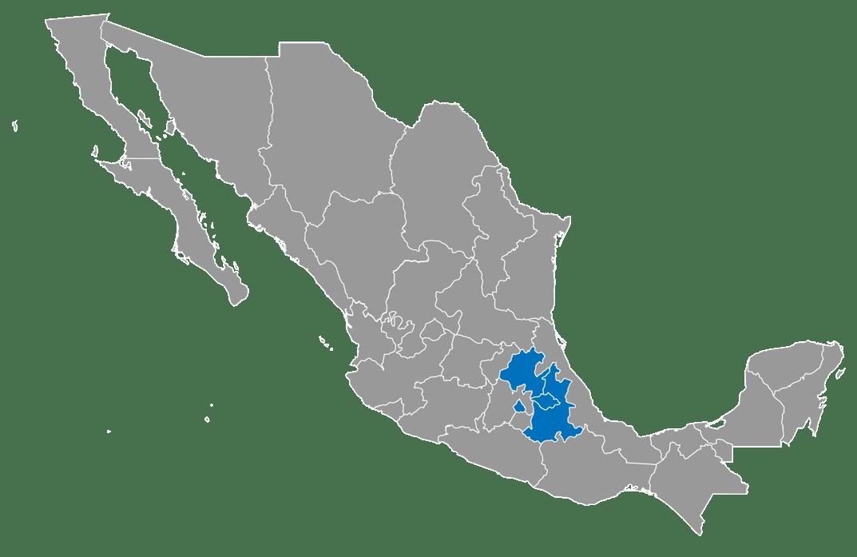 Mapa_Región CDMX