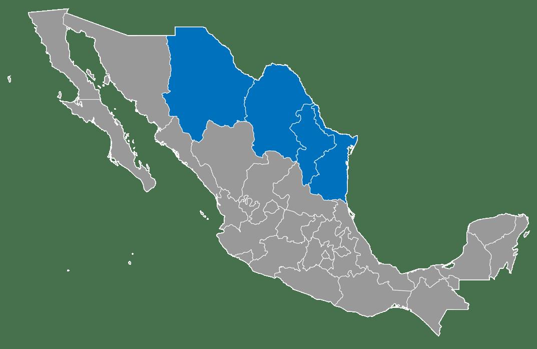 Mapa_Región Norte