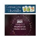 Para este 2021 arma tus propósitos financieros