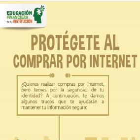 Protégete al comprar por internet
