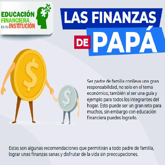 Las finanzas de papá